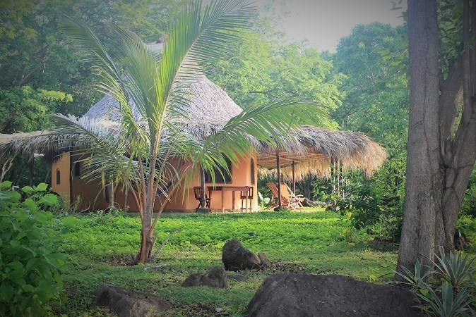 Deluxe Bamboo Eco Lodge