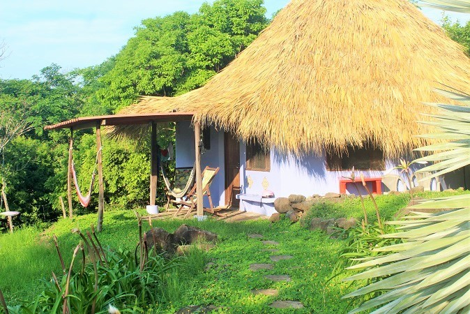 Lovely Eco Bungalow La Luna