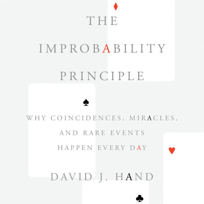 Books by Number - The Improbability Principle