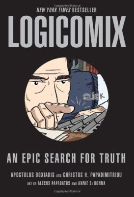 Grapic Novels by Number- Logicomix, Feynman, The Case of Alan Turing