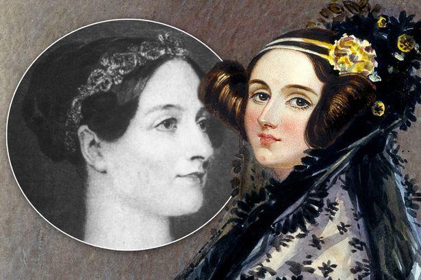Ada Lovelace- Math History through Children's Books