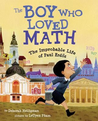 Math History Though Children's Books Part 2