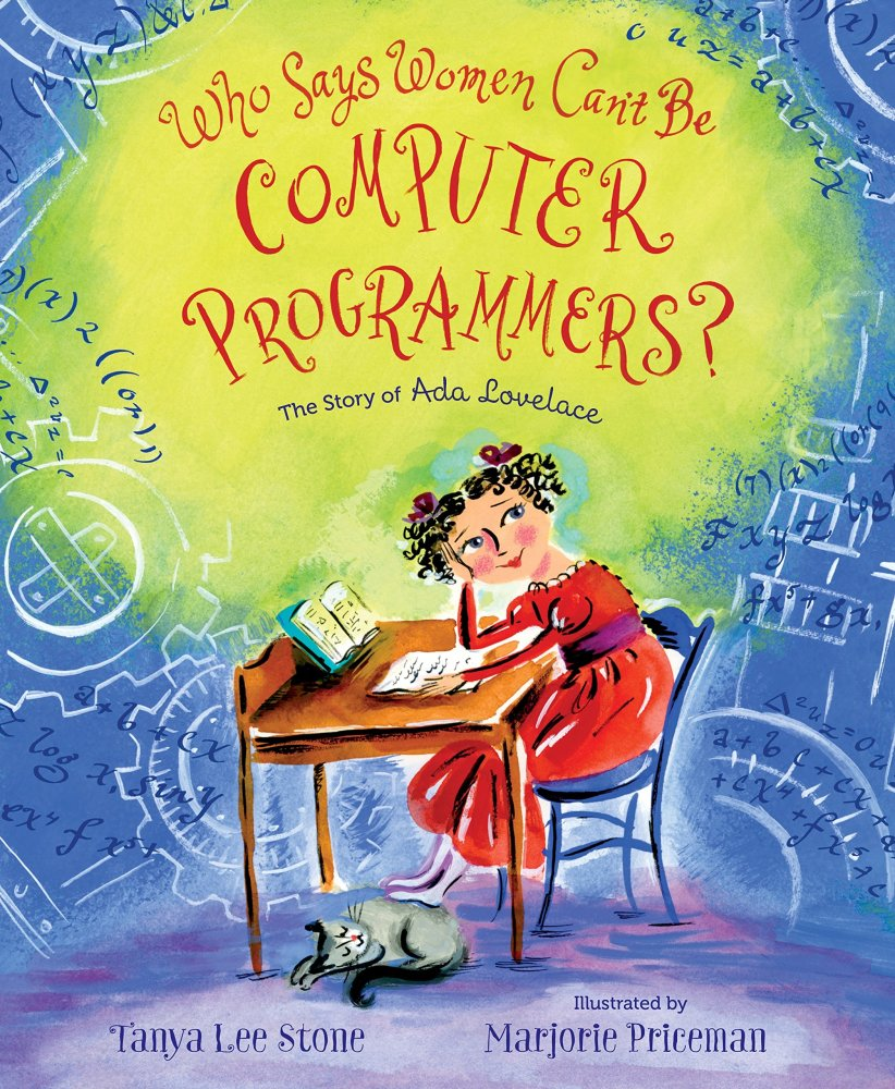 Ada Lovelace - An Update with New Books!