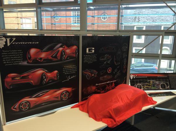 """Alfa Romeo """"Veemenza"""" in Swansea"""