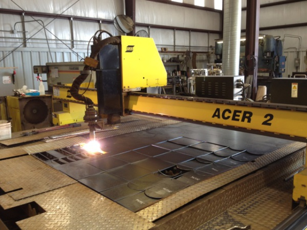 HIGH DEF CNC PLASMA TABLE