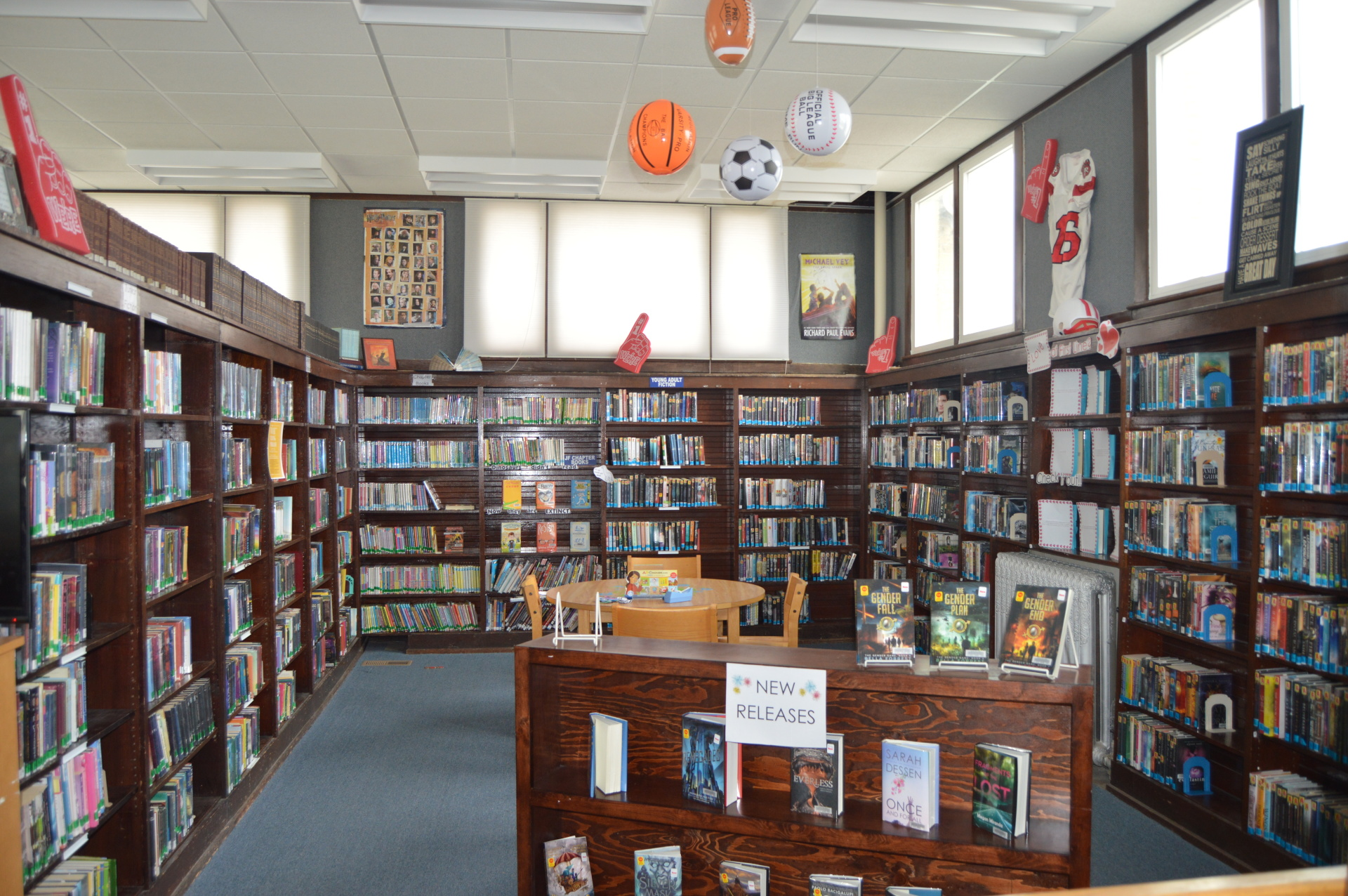 Young Adult Section
