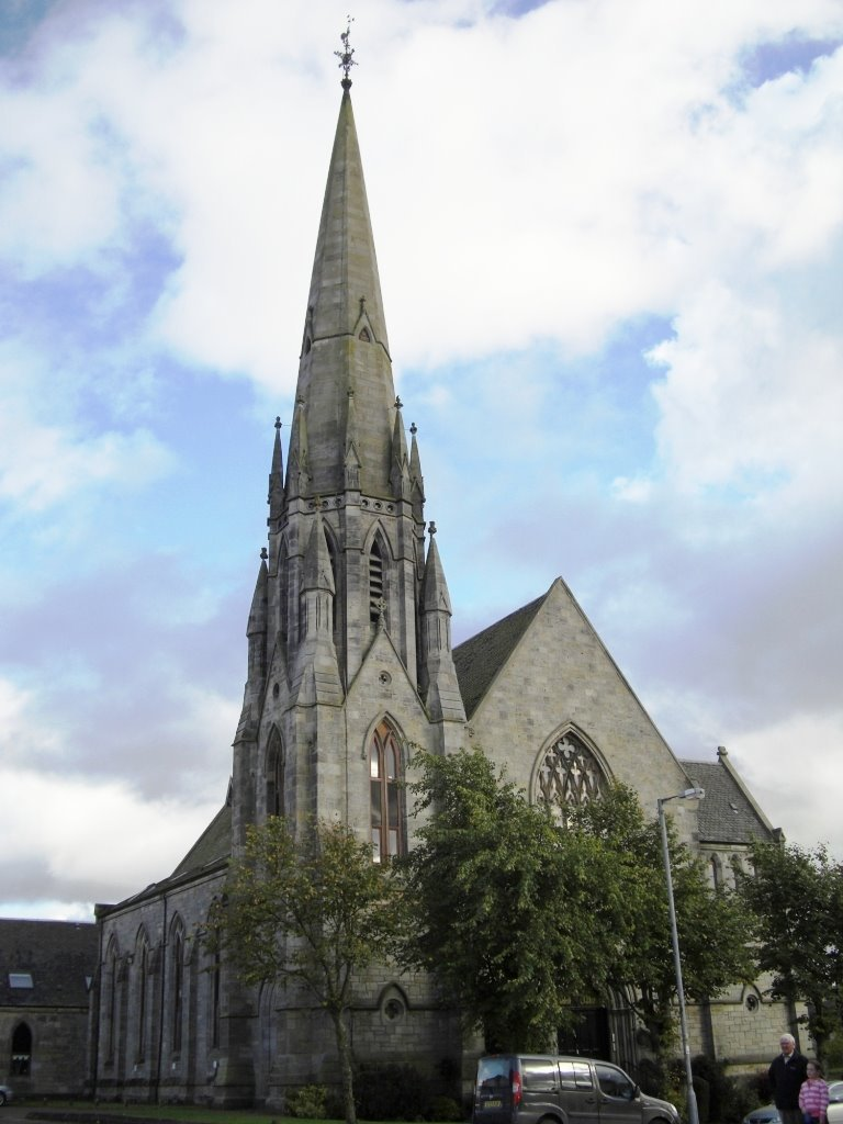 Former Dunbeth Parish Church