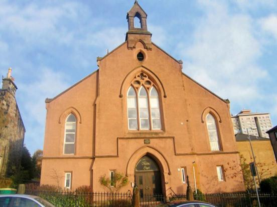 Former Maxwell Parish Church