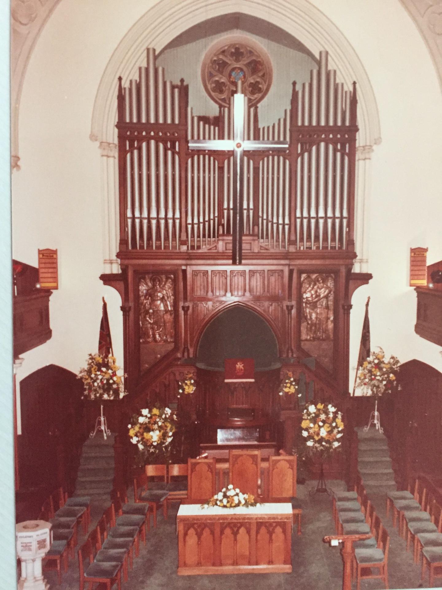 Dunbeth Church