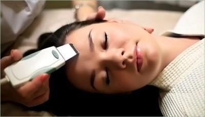 Ultrasonic Skin Therapy