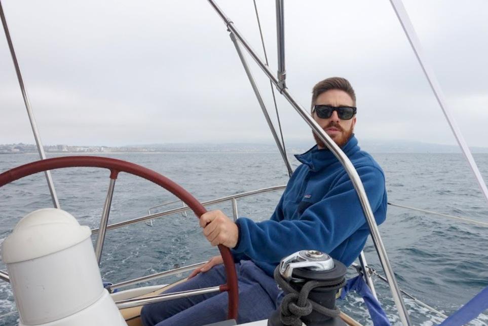 helmsman, sailing, sailor,