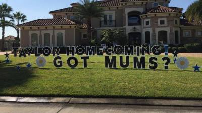 You got Mums?