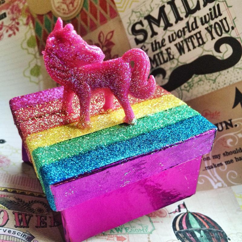 Magical Unicorn Box