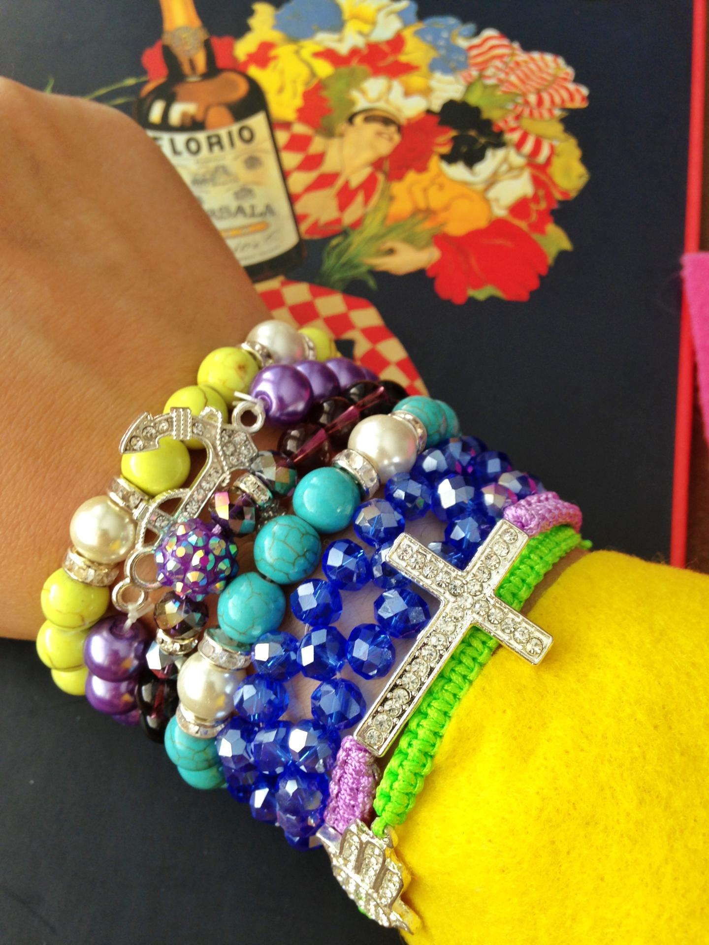 Boho Stacking Bracelets