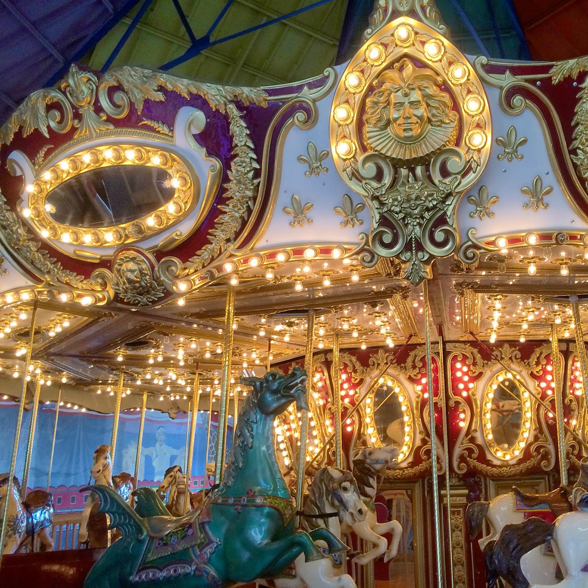 Carousel Summer 2015