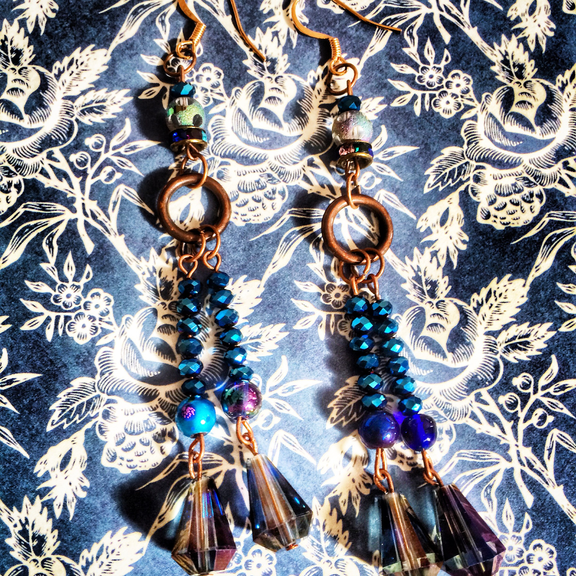 Paris Magic Earrings