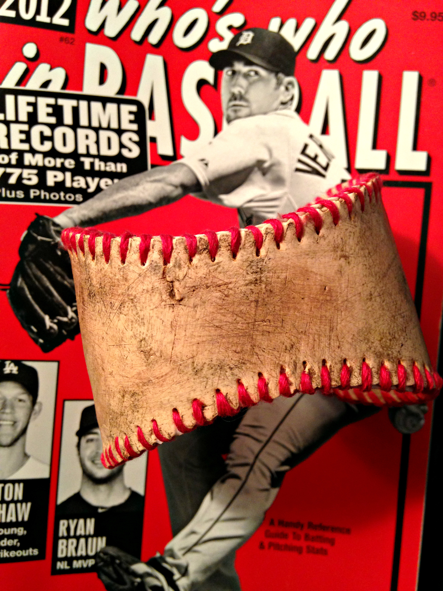Basic Vintage Baseball cuff