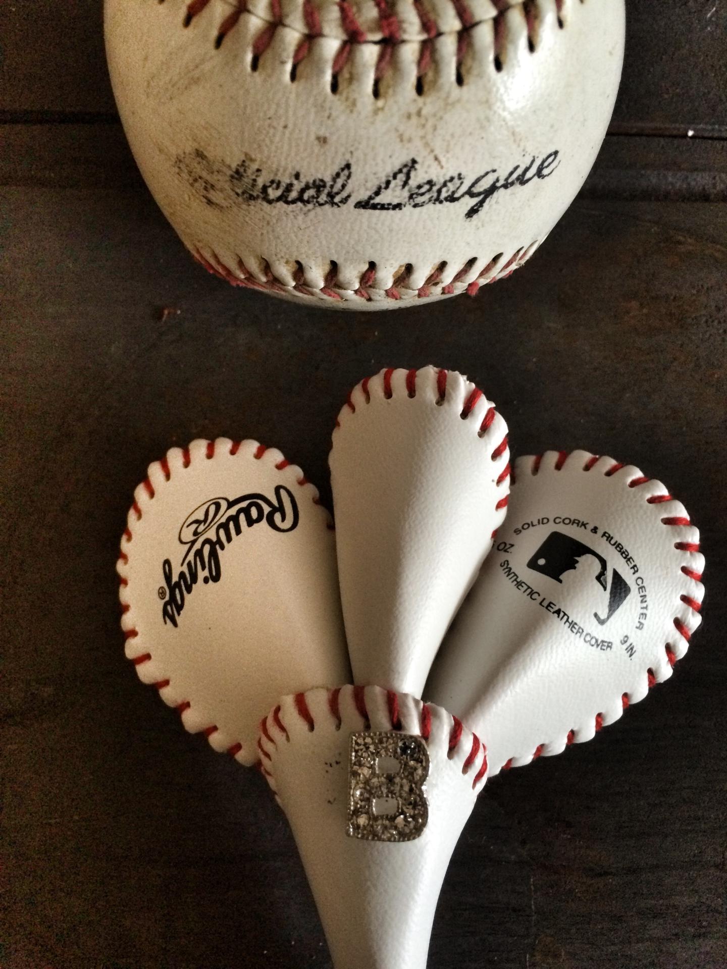 Baseball Boutonniere/Corsage