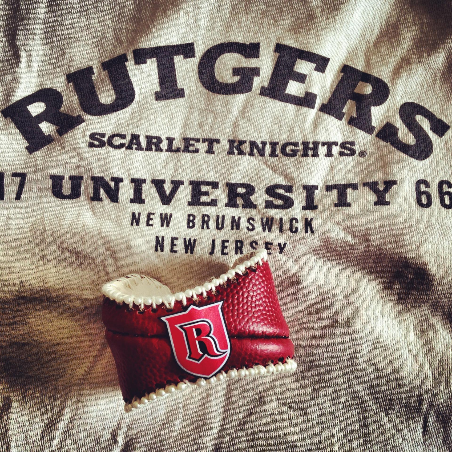 Rutgers Football Cuff