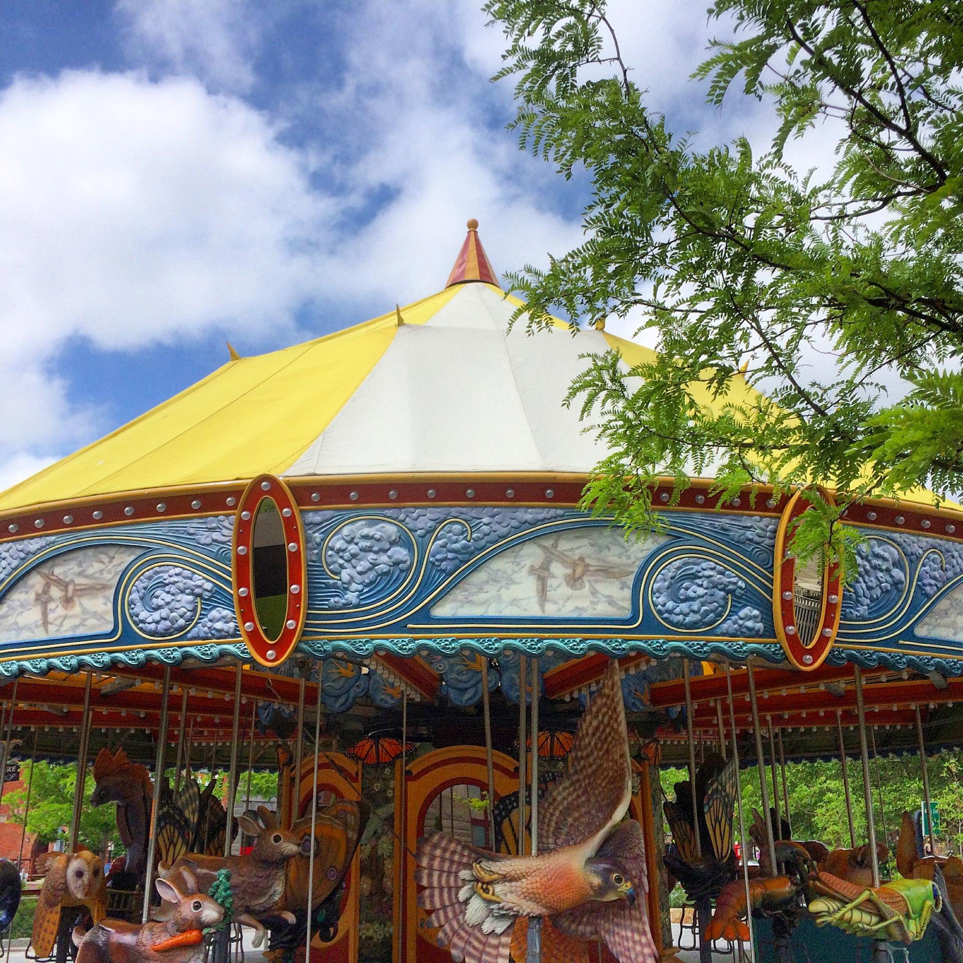 The Greenway Carousel