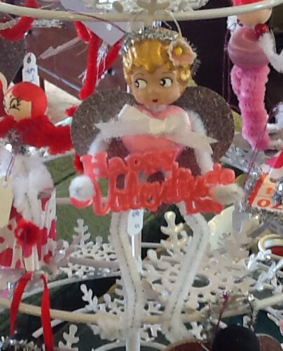 Holiday Doll Ornaments