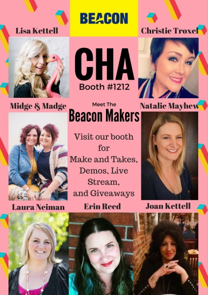 CHA 2017, Beacon Adhesives