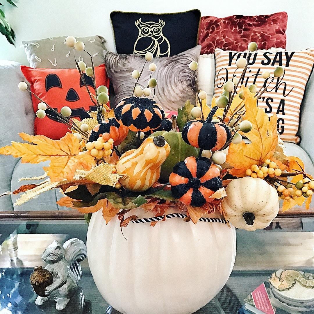 Halloween House Tour