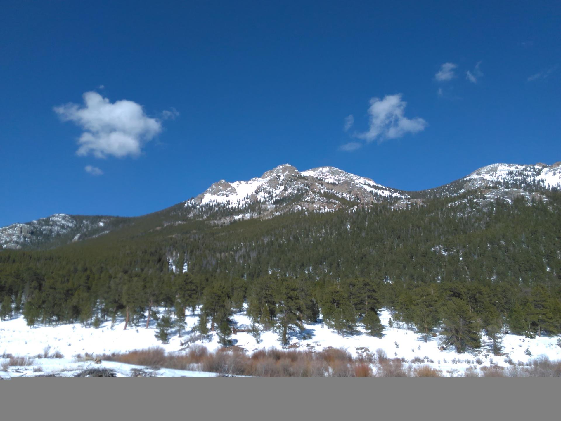 Colorado, nature, soap