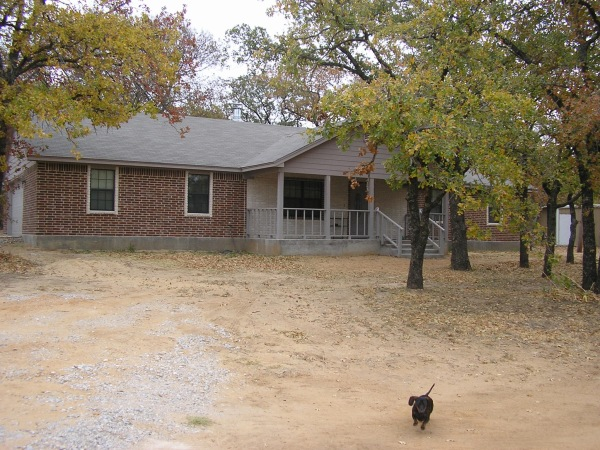 Approx. 1,800 sq. ft. in Boyd, TX