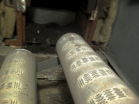 The Importance of Boiler Maintenance. Dirty Burners. Soot Buildup