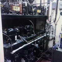 Refrigeration Cascade System Compressors