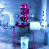 50 HP Water Pump