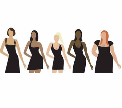ALL SHAPE & SIZES ARE BEAUTIFUL