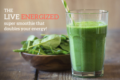 SMOOTHIE FOR ENERGY