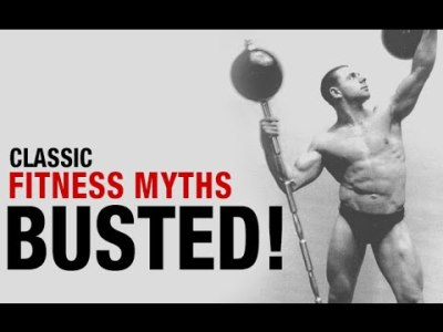 BIGGEST WORKOUT MYTHS YOU NEED TO STOP BELIEVING