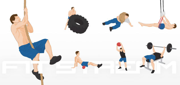 10 Physical Skills for Total Fitness for results