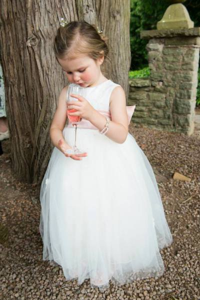 Flower girl dresses to buy and rent