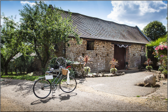 Dovecote barn Wedding fair