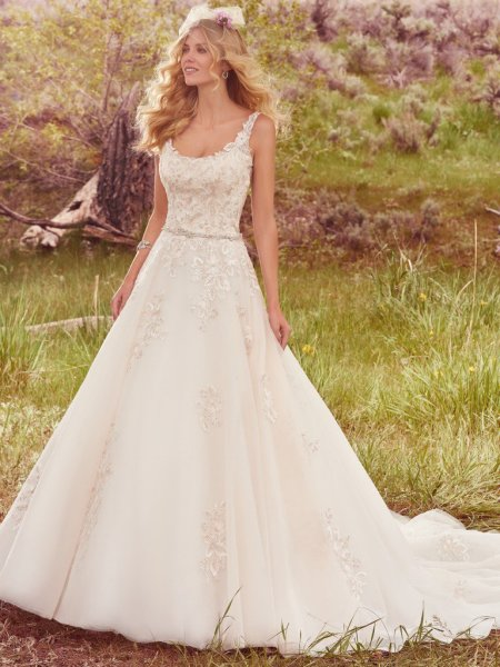 Taylor Maggie Sottero