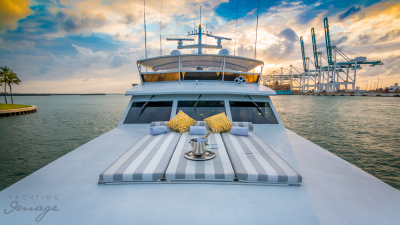 A Destination Wedding Awaits with Miami Yachts