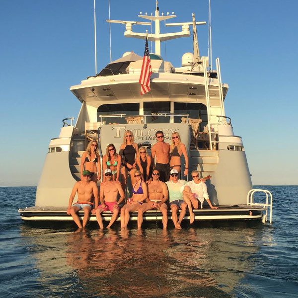 Boston Yacht Charters Broker Help You Plan a Luxurious Birthday Celebration