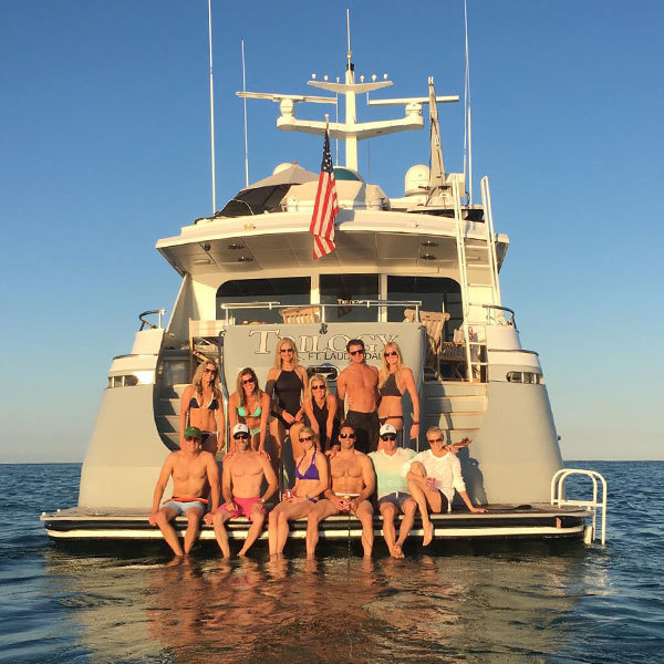 Enjoy Spring Break in Miami! Yacht Charter Brokers Can Help