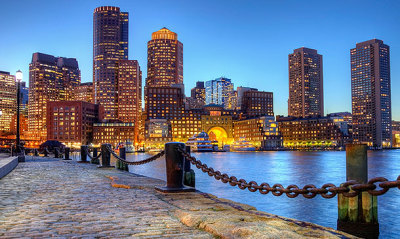 Boston Harbor Sunset Cruises