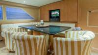 Trilogy Yacht - Galley Dining