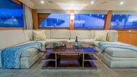 Trilogy Yacht - Lounge Area
