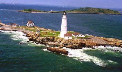 Little Brewster Island