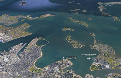 Historic Boston Harbor & The Islands