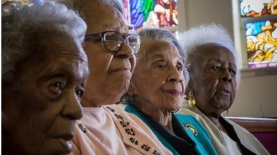 Real Squad Goals! All Four of These Lifelong Friends Will Turn 100 This Summer and They're Looking G
