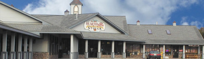 Hearths A'Fire Plaza, 7352 State Highway 23, Oneonta NY