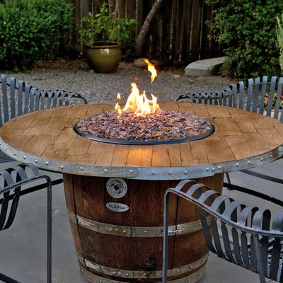 Vin de Flame Fire Pit